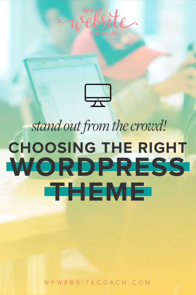 How to choose the right WordPress theme for your business